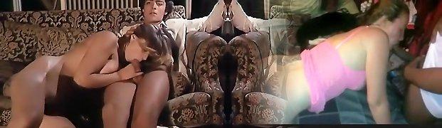 Alpha France - French porno - Full Video - Chaudes Adolescentes (1981)