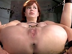 Legendary MILF Veronica Avluv is back and better then ever. Now a stunning redhead, this big...
