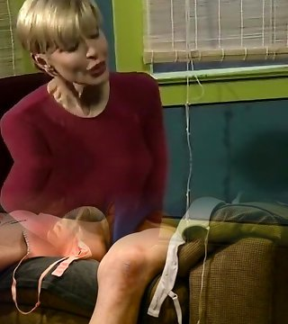 Finest amateur shemale movie with Blonde, Stockings episodes