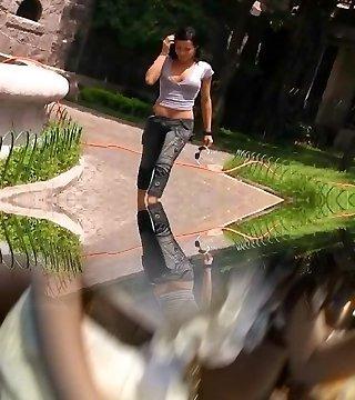 Fernanda Barros - Ideal Shemale Latina Fuck