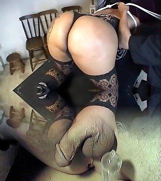Bondage loving trannies