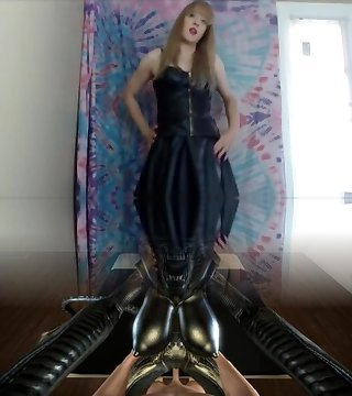 Panty Sale! Transsexual Goddess Tries on 15 Pairs of Panties
