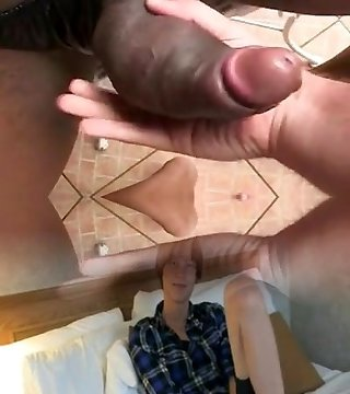 SHEMALE WITH Highly THICK COCK