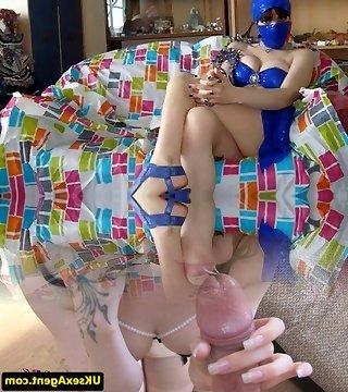 Arabic hot teen transgender princess soles video 2