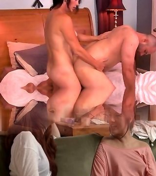 Erotic Moments with Transsexual Girlfriend