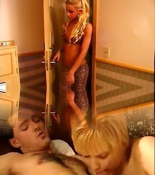 Exotic pornstar in best shemale, shemale light-haired adult vid