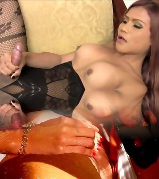 Shemale CUMpilation - Monstrous Loads