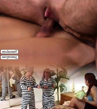 Chinese Tranny Venus bangs Viktors pussy
