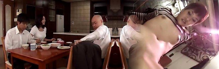 Next To The Mommy ... Spouse To Forgive Body To Son ... Fujie Yoshie Digital Mosaic Takumi