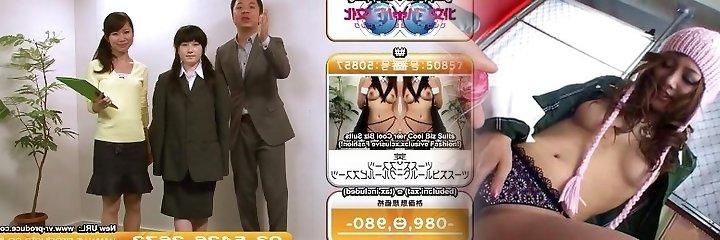 Weird JAV TV  Channel Fabulous Uniforms Subtitles