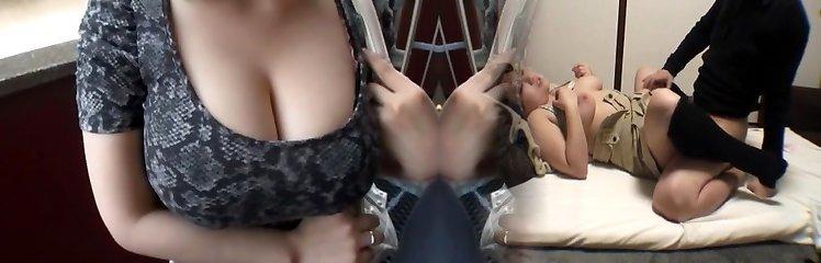 Crazy Chinese hoe Yuuna Hoshisaki in Greatest Big Tits, Handjobs JAV video