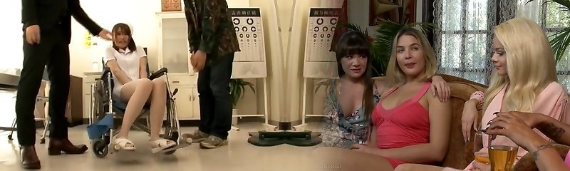 Unbelievable Japanese model Kotomi Asakura, Riko Tanabe in Wonderful Creampie, Fingering JAV movie