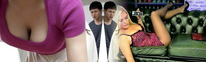 Incredible Chinese whore in Exotic HD, Cougar JAV video