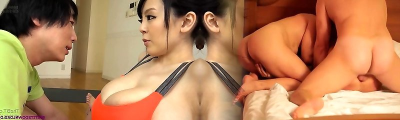 Asian with very big tits