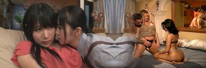 maid mummy daughter in lesbian action