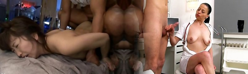 Hairy korean gangbang anal prison sex