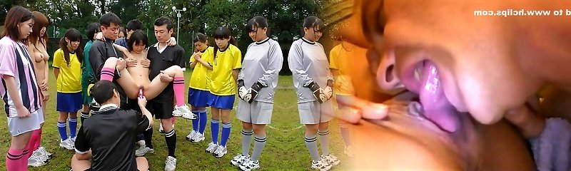 Soccer sweeties get punished with cock and cum for mistakes - AviDolz