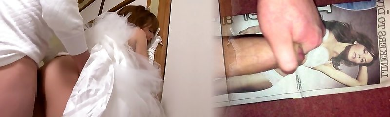 Akiho Yoshizawa in Bride Fucked by her Dad in Law part 2.2