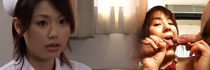 Kinky Asian whore Yui Matsuno in Incredible Medical, Close-up JAV movie