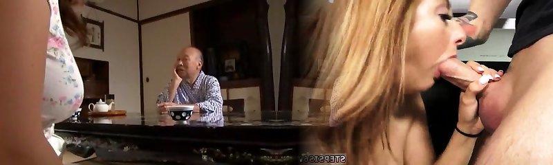 Fantastic Japanese slut Sumire Matsu in Impressive Compilation, Blowjob/Fera JAV clip