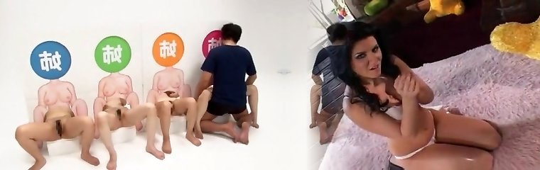 Exotic amateur Voyeur, Threesomes sex clip