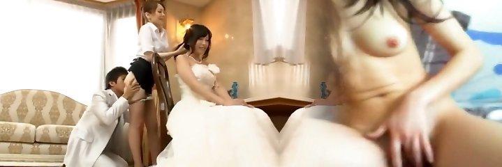 Father Penetrate The Bride, Scene 3