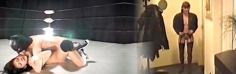 Mixed Wrestling Japanese