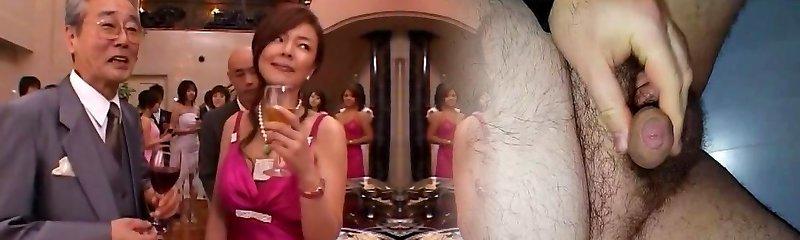 Greatest Japanese chick Mieko Arai in Amazing Oldie JAV video