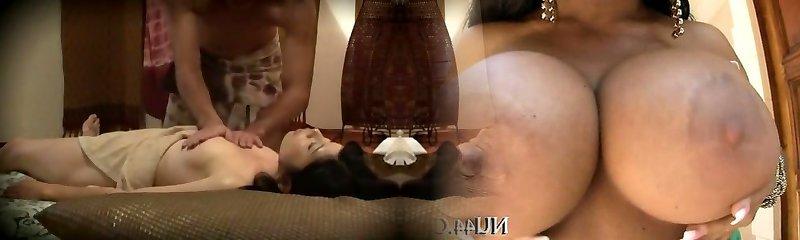 Amazing Japanese girl Akari Minamino in Hottest Massage JAV video