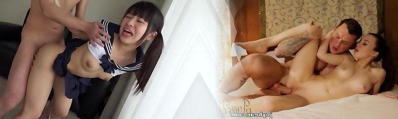 Incredible Chinese slut Nanami Tahara in Hottest college, rimming JAV scene