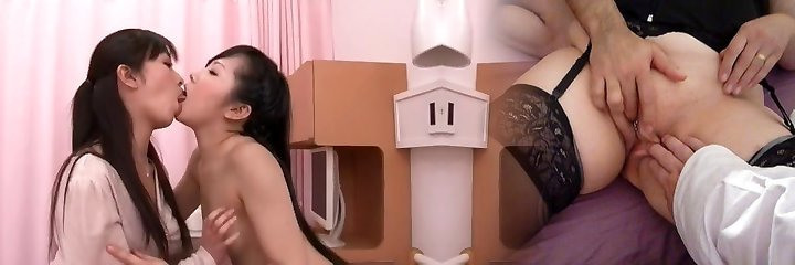 Epic Chinese model Anri Hoshizaki, Ai Mizushima in Best Lesbian, Medical JAV movie