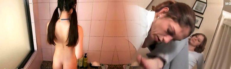 Ichinose Momo Jav Teen Debut Small Teenie Sucks Dildo Teases In Shower