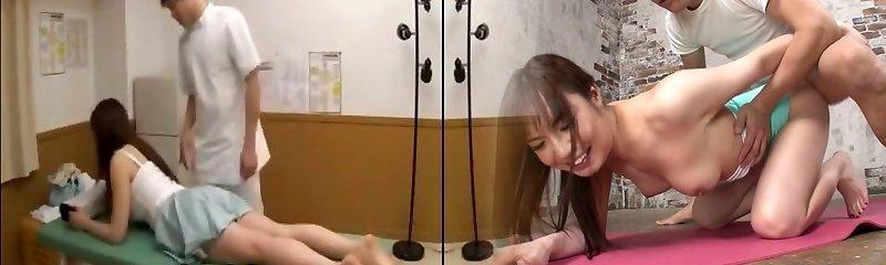 Busty schoolgirl japanese