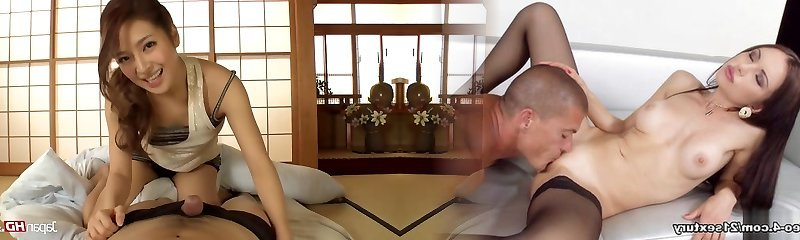 JAPAN HD Gorgeous Japanese babe providing a arm