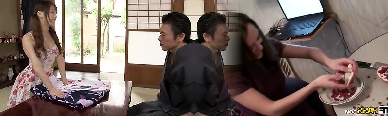 Insatiable Japanese model in Amazing Hardcore, HD JAV video