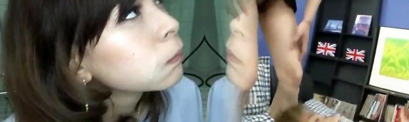 Faceholes OF CUM : Ran Matsuura