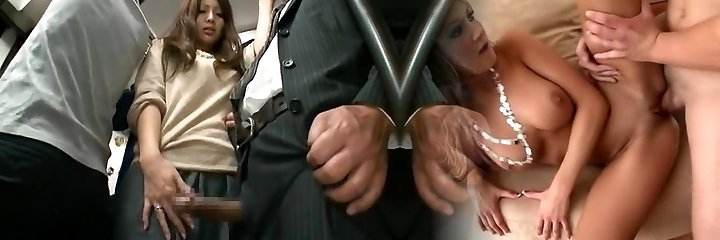 Awesome Japanese dame in Exotic Public JAV video