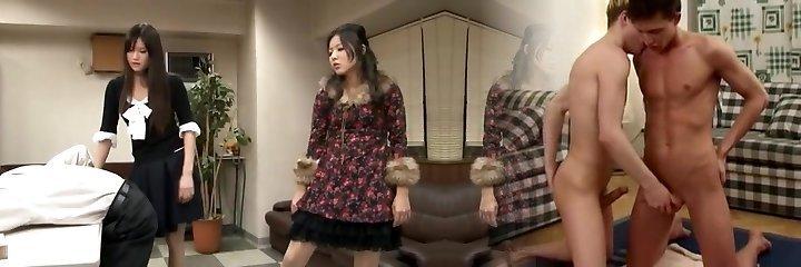 Kozue Maki, Suzukicha Shoku in Boy M 3 Assistant Sadist Ic Torment Absolute Submission