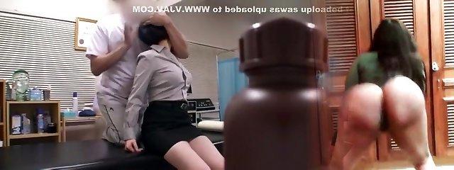 Hottest Japanese super-bitch Rino Akane, Mao Sasaki in Best Massage, Dildos/Toys JAV gig