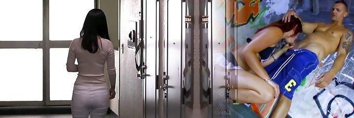 Horny Japanese girl in Exotic HD, Massage JAV vid