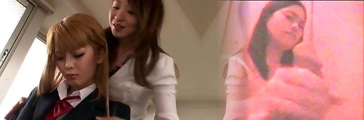 Fabulous Japanese model in Finest Dt JAV video