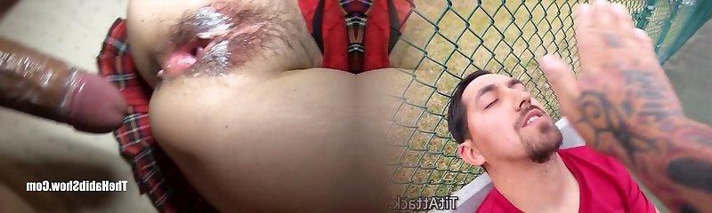 hairy small chinese pussy fucked bbc rome major macana man
