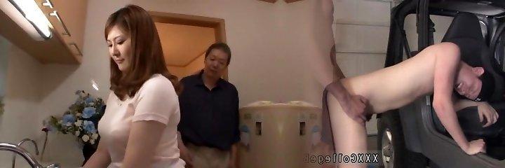 Epic Japanese chick Momoka Nishina in Horny Blow-job, POV JAV scene