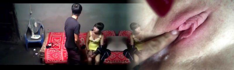 Chinese Couple Whoring Around