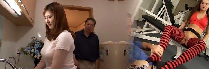 Amazing Asian chick Momoka Nishina in Naughty Blowjob, POV JAV scene