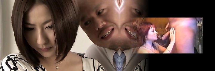 Horny Japanese bitch in Hottest Handjob, Blowjob JAV video
