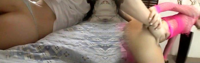 Nasty Korean Masturbation - FreeFetishTVcom