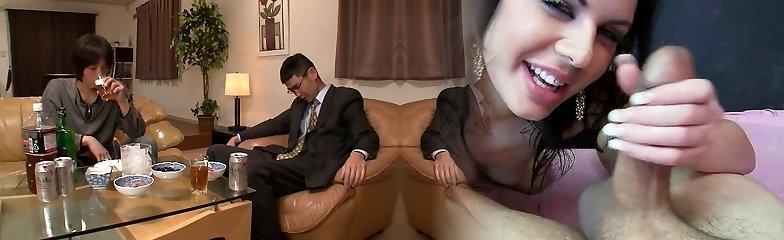 Yui Akane in Fallen Wife part 2