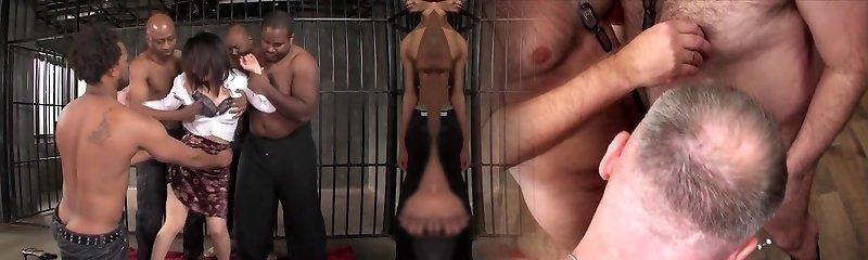 Crazy Japanese model in Fabulous HD, Group Sex JAV vid