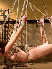 Bonnie Day, a petite local masochist who likes lesbian sex and punishment has her work cut out...
